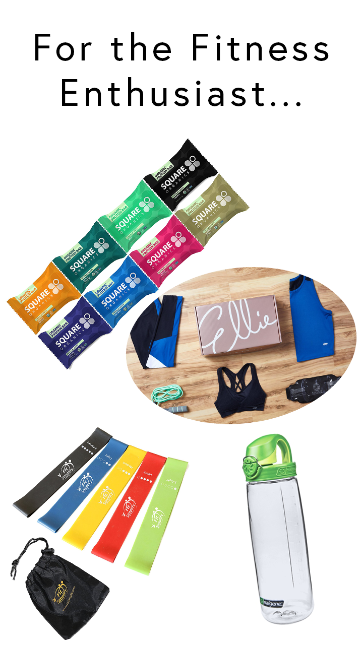 Fitness Enthusiast Christmas Gift Guide