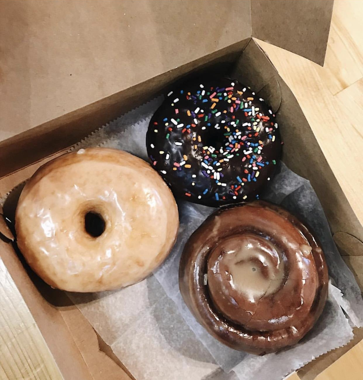 Destination Donuts is worth the stop!