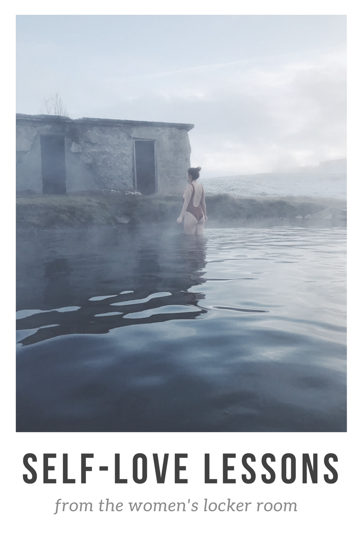 Secret Lagoon hot pot in Iceland