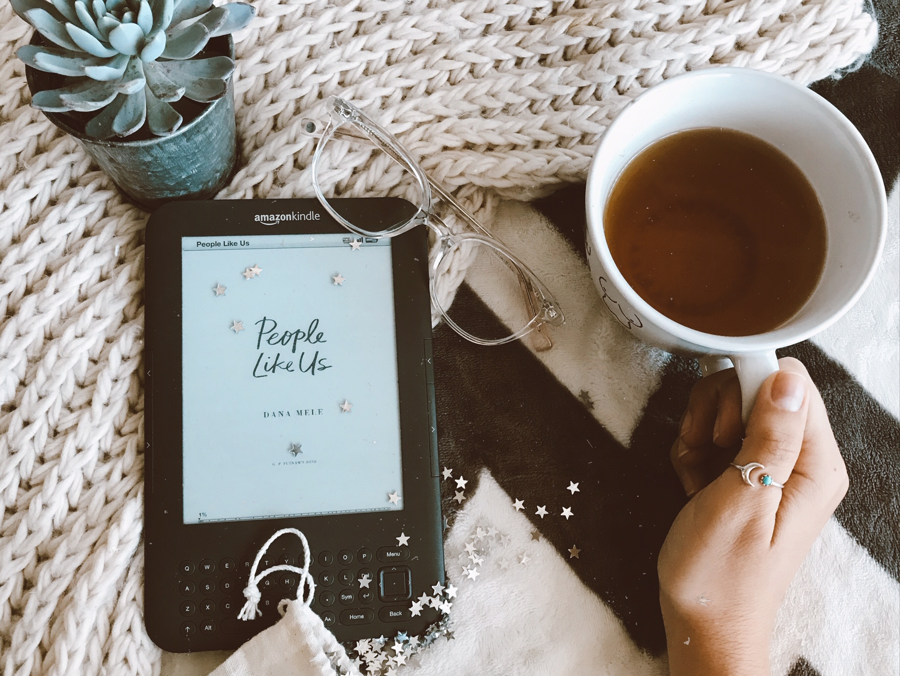 A review of  People Like Us  by Dana Mele