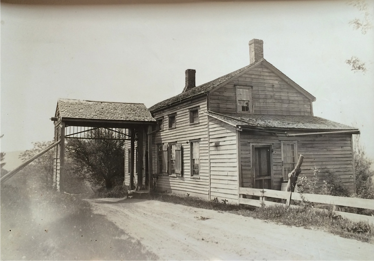 Historic East Gate Toll House