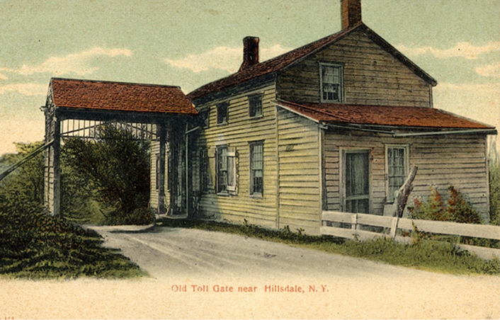 East Gate Toll House