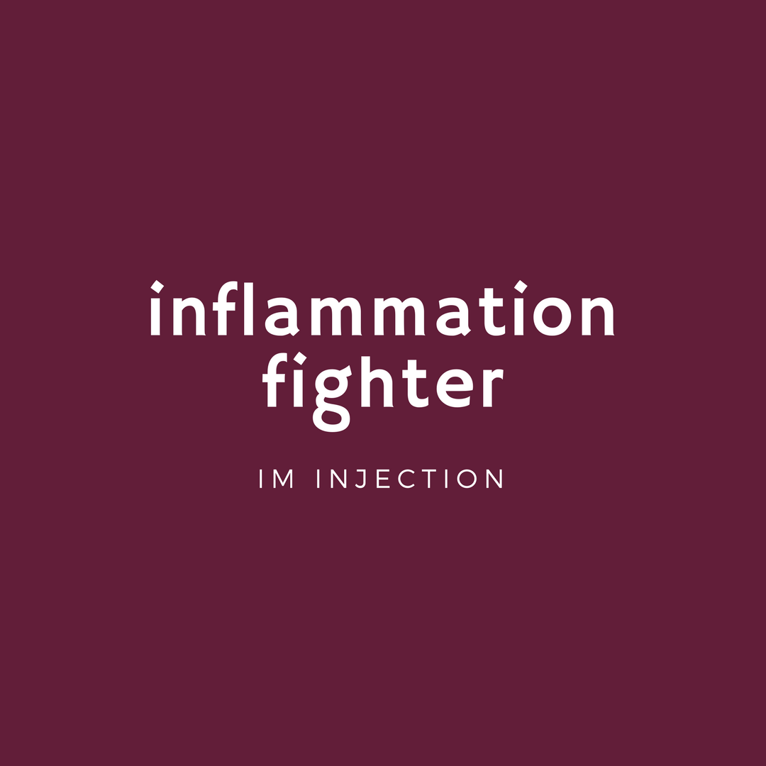 - a combination of anti-inflammatory herbs and vitamin d for general inflammation relief.