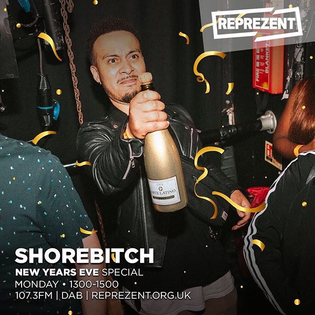 😂😂 @7oel  Listen in to our NYE special at 1pm 💪  @reprezentradio