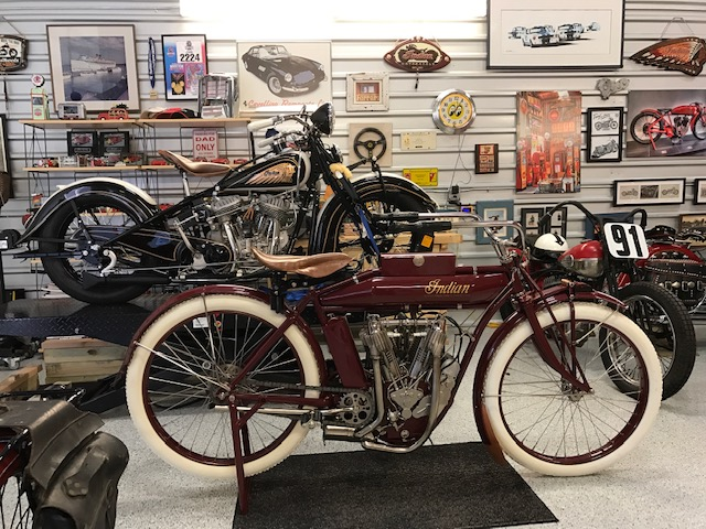 1912 Indian V Twin
