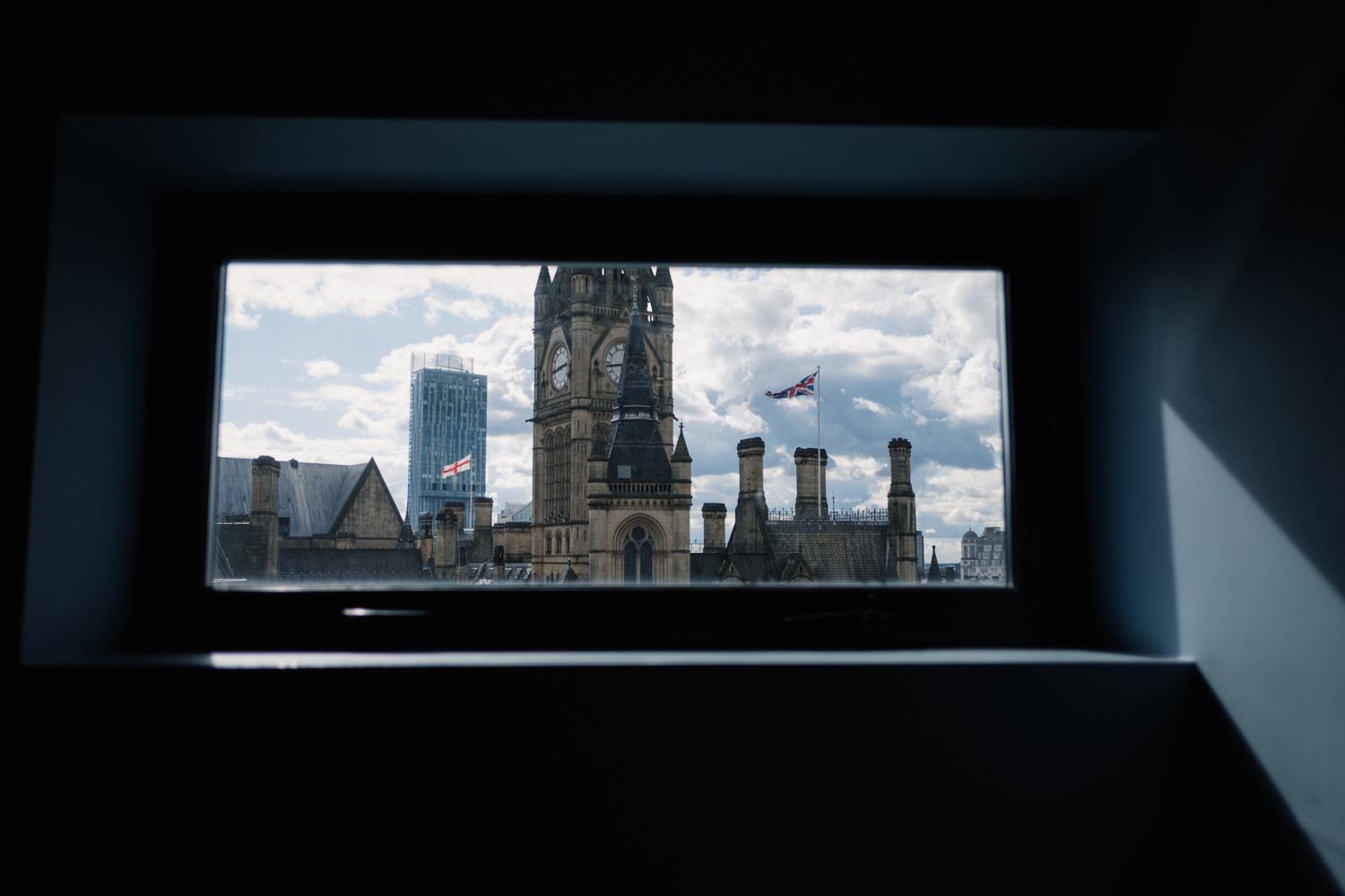 Window at KIng Street Townhouse
