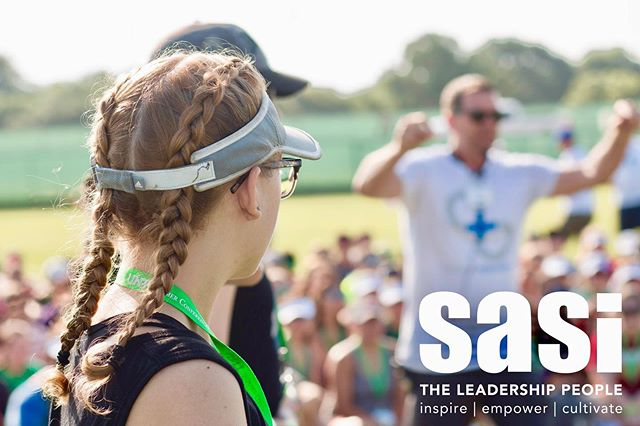 SASi UNT Leadership camp is now complete! What an inspiring four days with INCREDIBLE LEADERS. Looking forward to seeing all our Texas State students tomorrow!  #SASi19 #choosepositivity #student #leadership #inspire #people #empower #progress #cultivate #positivity #band #marching #dci #boa #wgi
