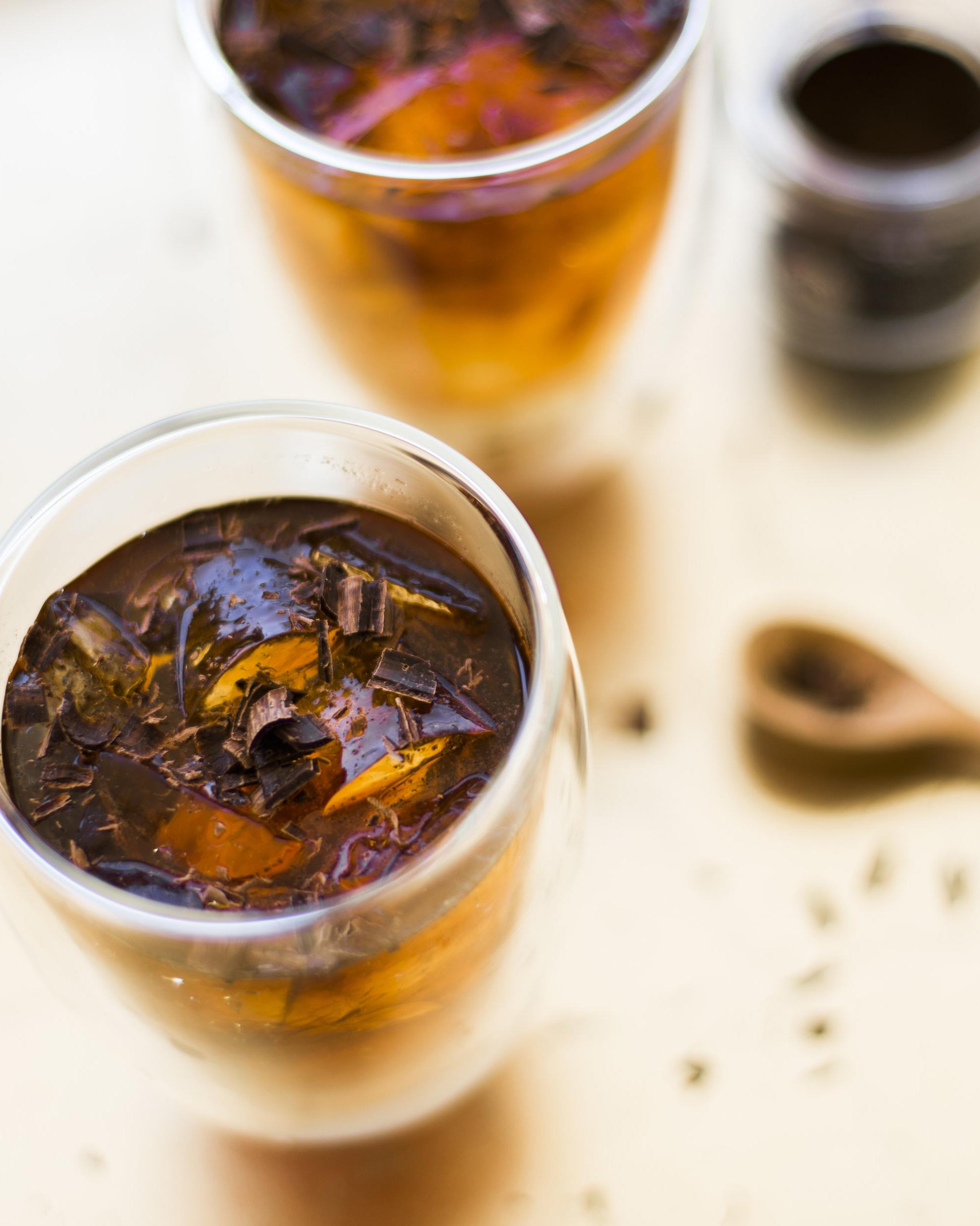 UNCOMMON GROUND   cold pressed coffee, house vanilla syrup, chocolate & Angostura bitters, bourbon