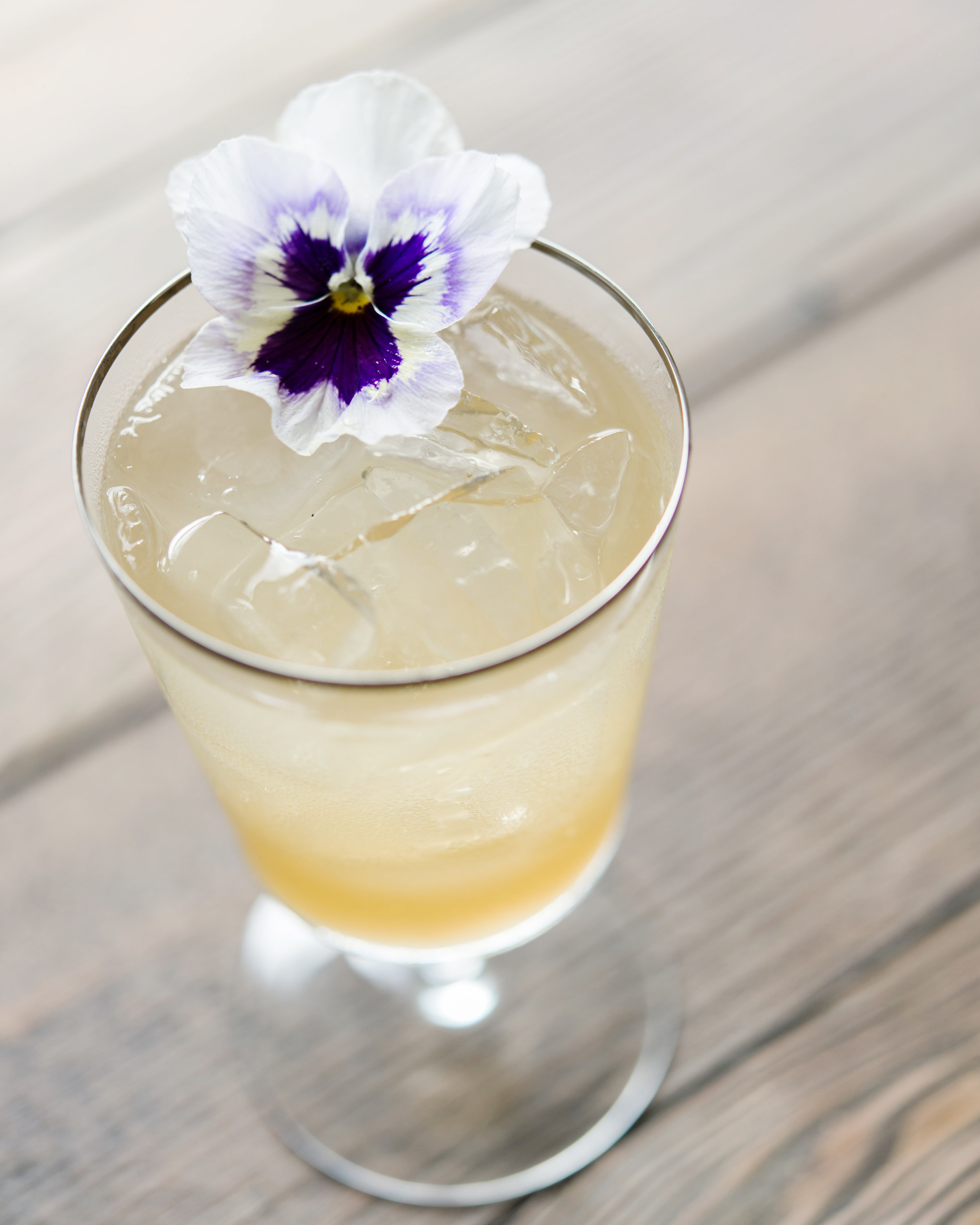 GLASCOW MULE   fresh pressed lime, house ginger beer, aromatic bitters, St. Germaine, scotch