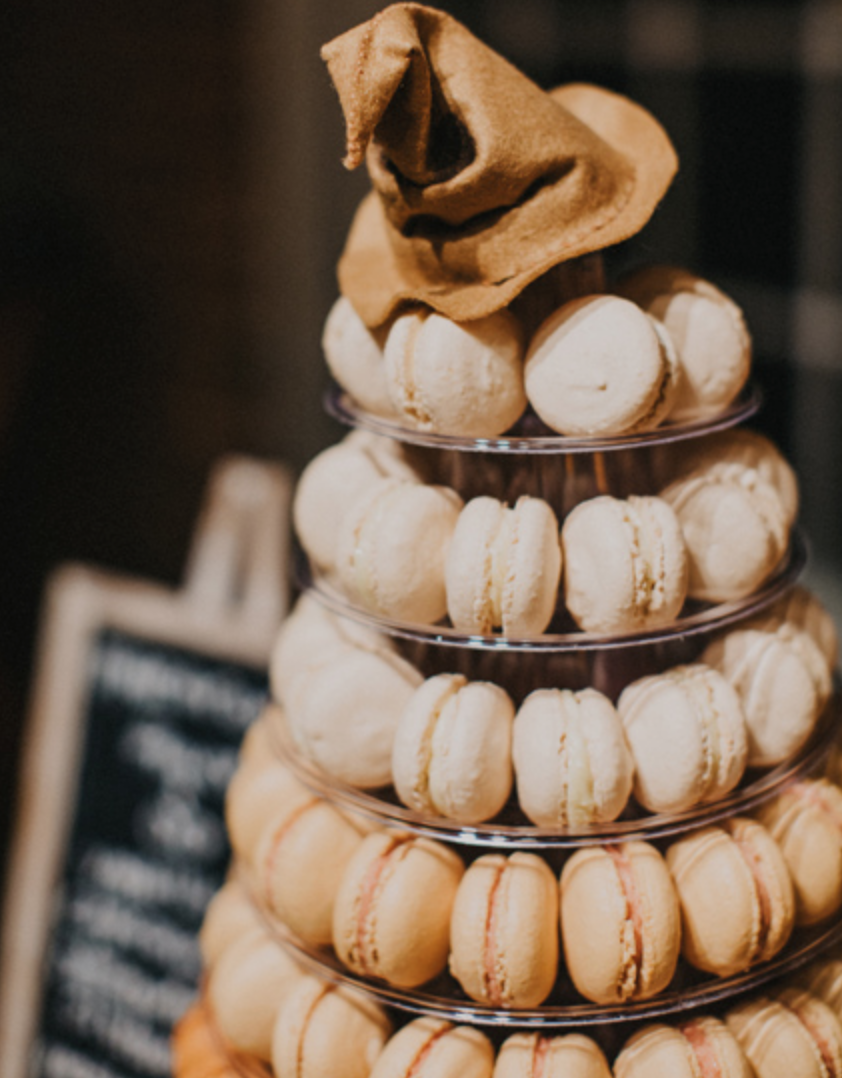 Harry potter themed wedding (Lily Rose Events);Photo © Blest Studios