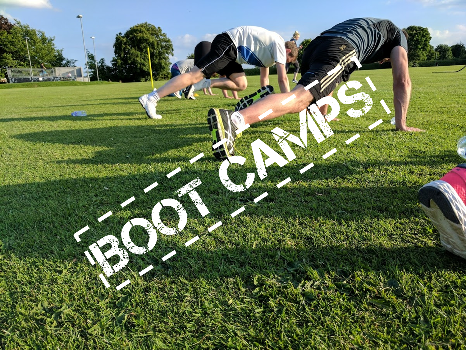 Corps Fitness Boot Camps