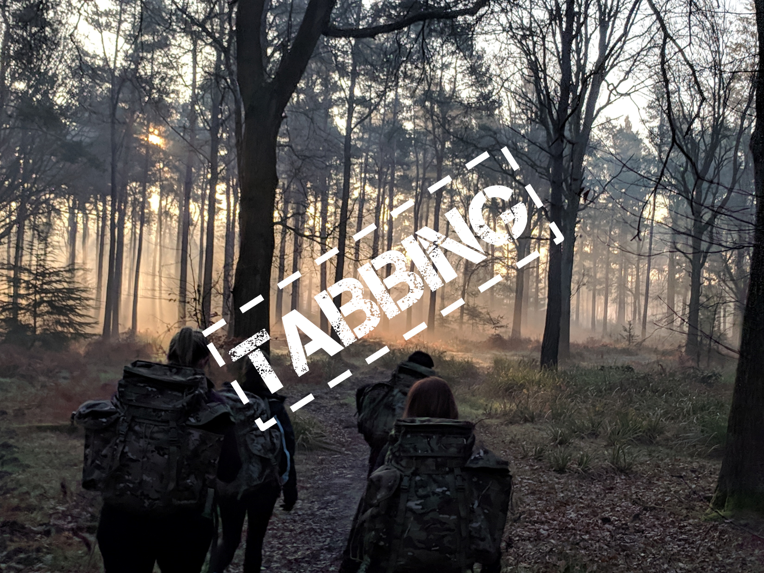 Corps Fitness Tabbing