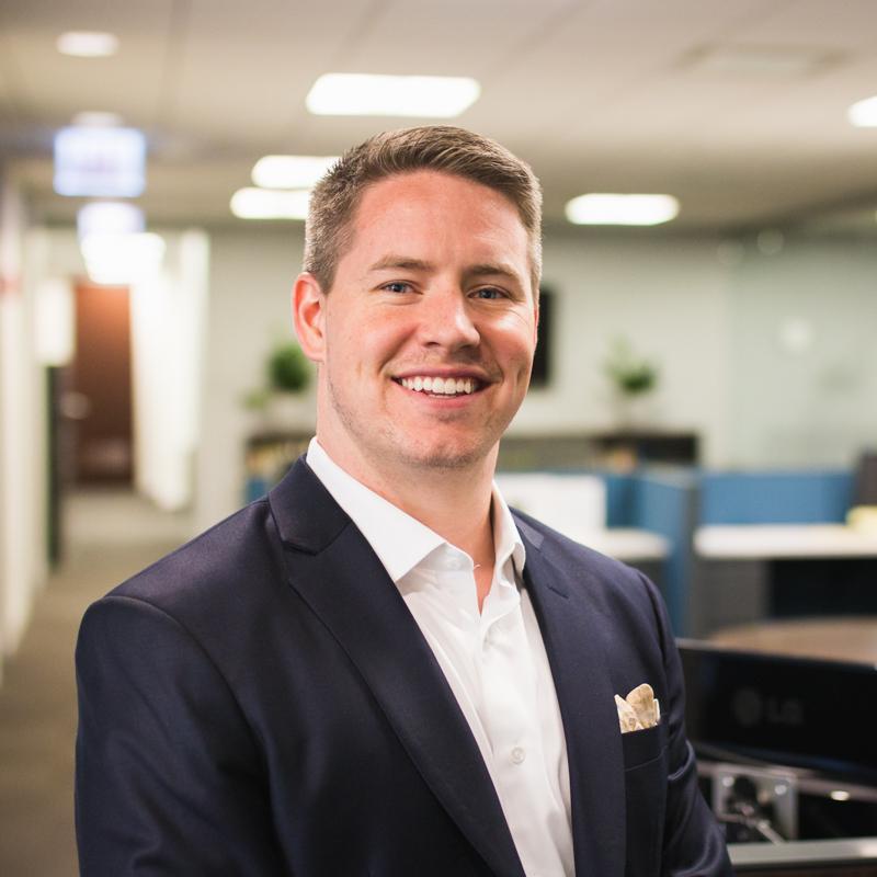 Tyler BenwarE - Vice Chair