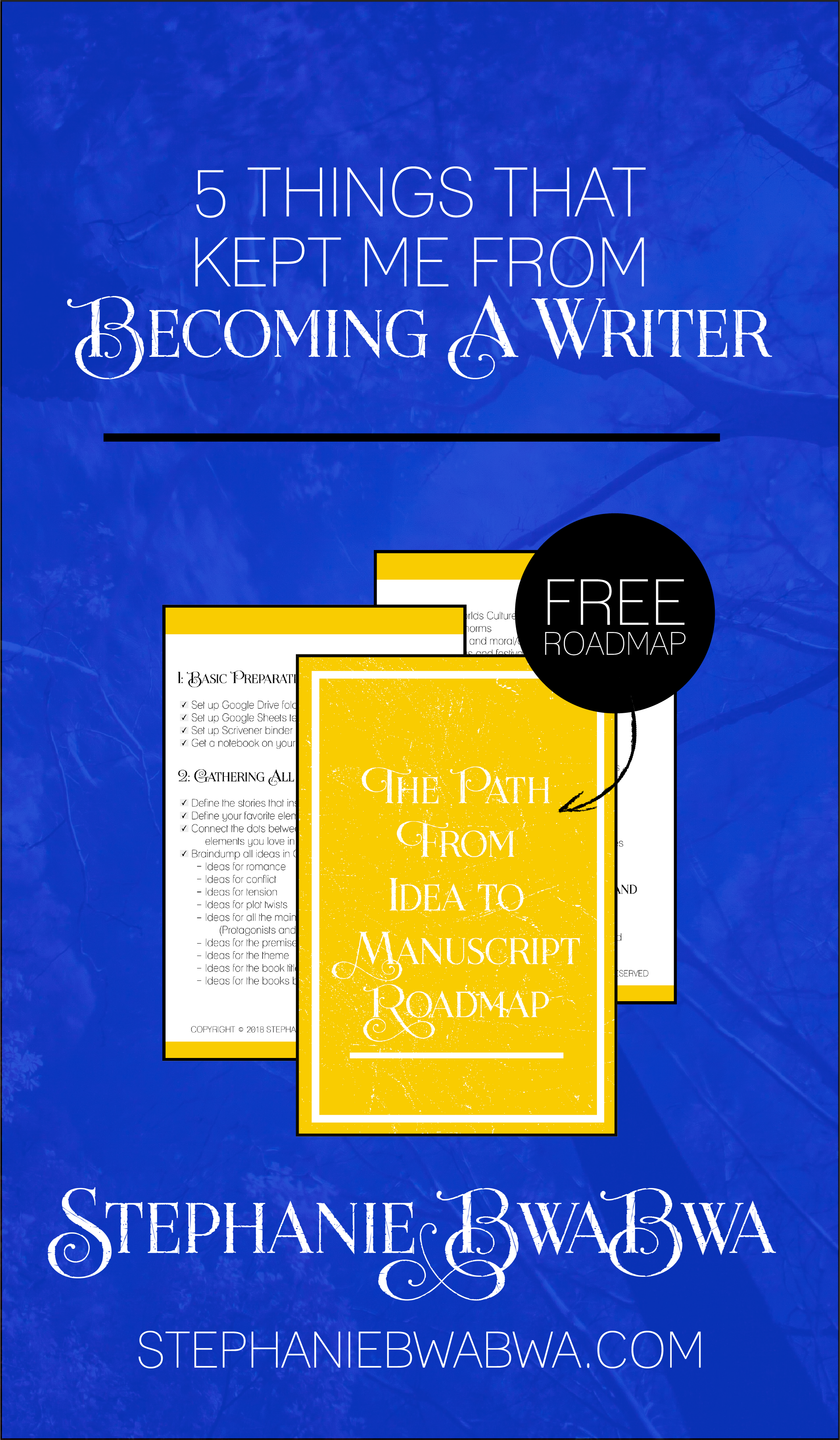 Dive into the Novel Writing Series part 3 and learn the 3 things to do when prewriting your novel so you write your WIP successfully + freebie inside!