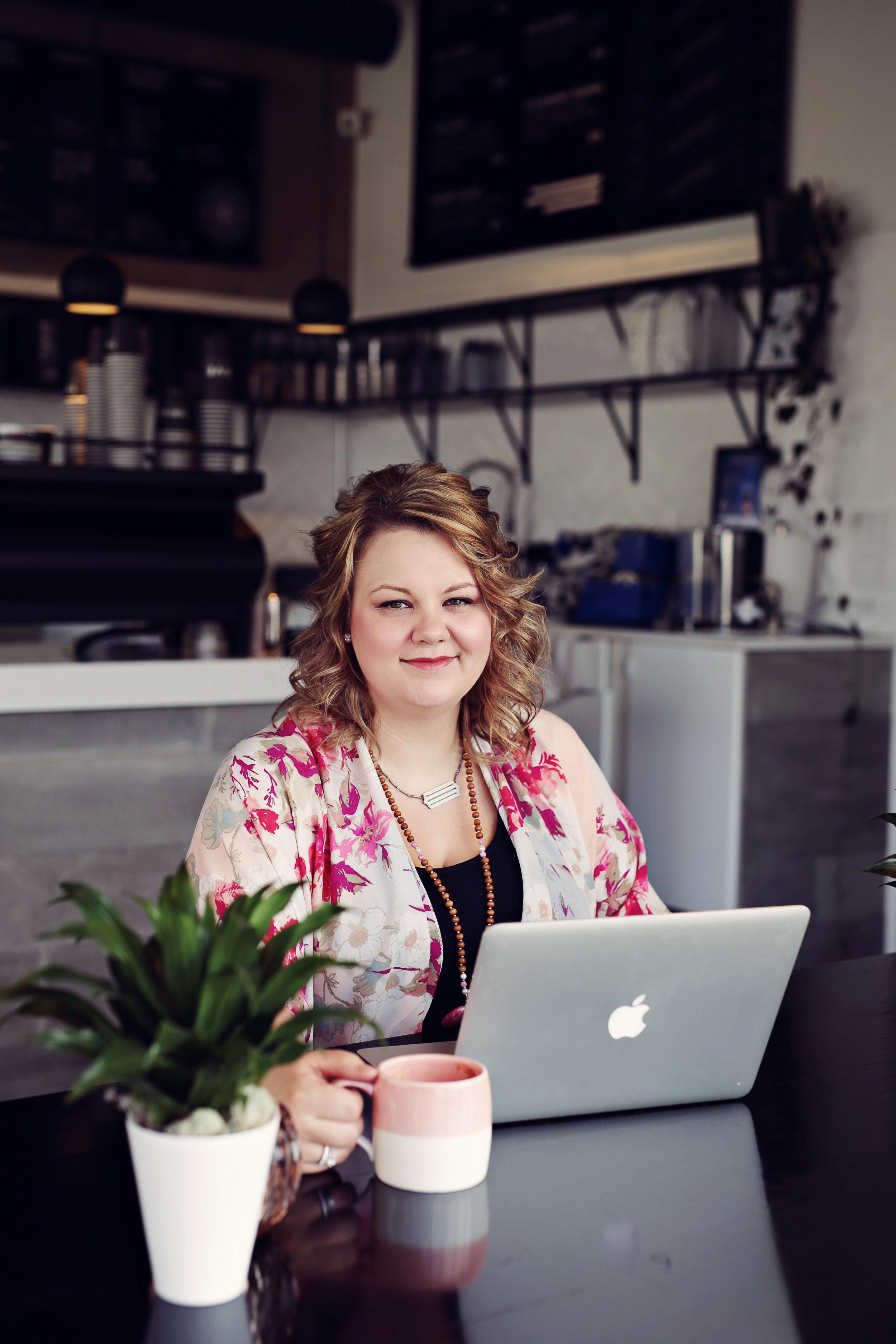 Meet Elsa Borsa - Joy Advocate and Life Coach