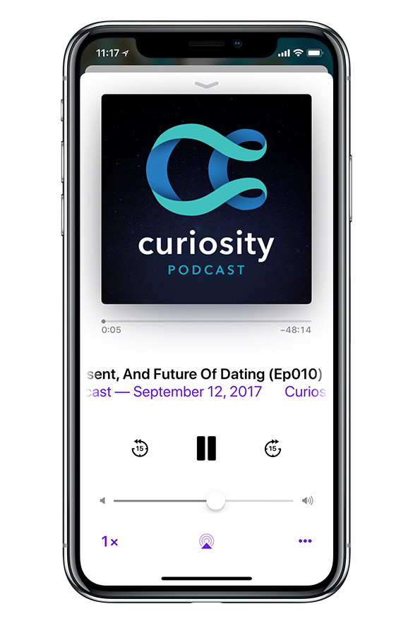 Curiosity makes you smarter — and so will this podcast. - Each episode features experts in every field who explain why their knowledge is important and why you should care. Developed as an audio companion to the existing Curiosity experience, you'll learn about your brain and your body, outer space and the depths of the sea, how history shaped the world into what it is today, and more. From the largest galaxies to your smallest brain cells, hosts Cody Gough and Ashley Hamer will share their curiosity to help you better understand the world.