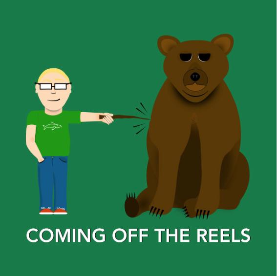 DREW POKES THE BEAR! -