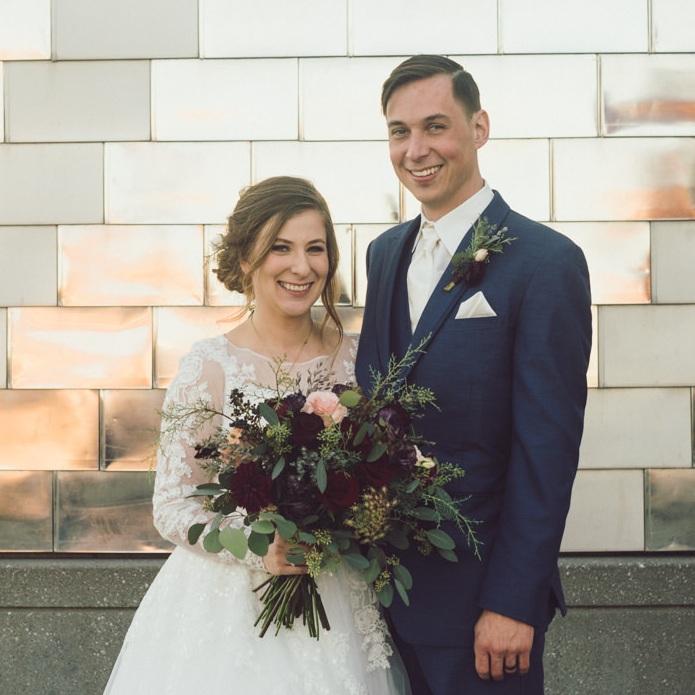 Rachel & Bryce | Des Moines, Iowa