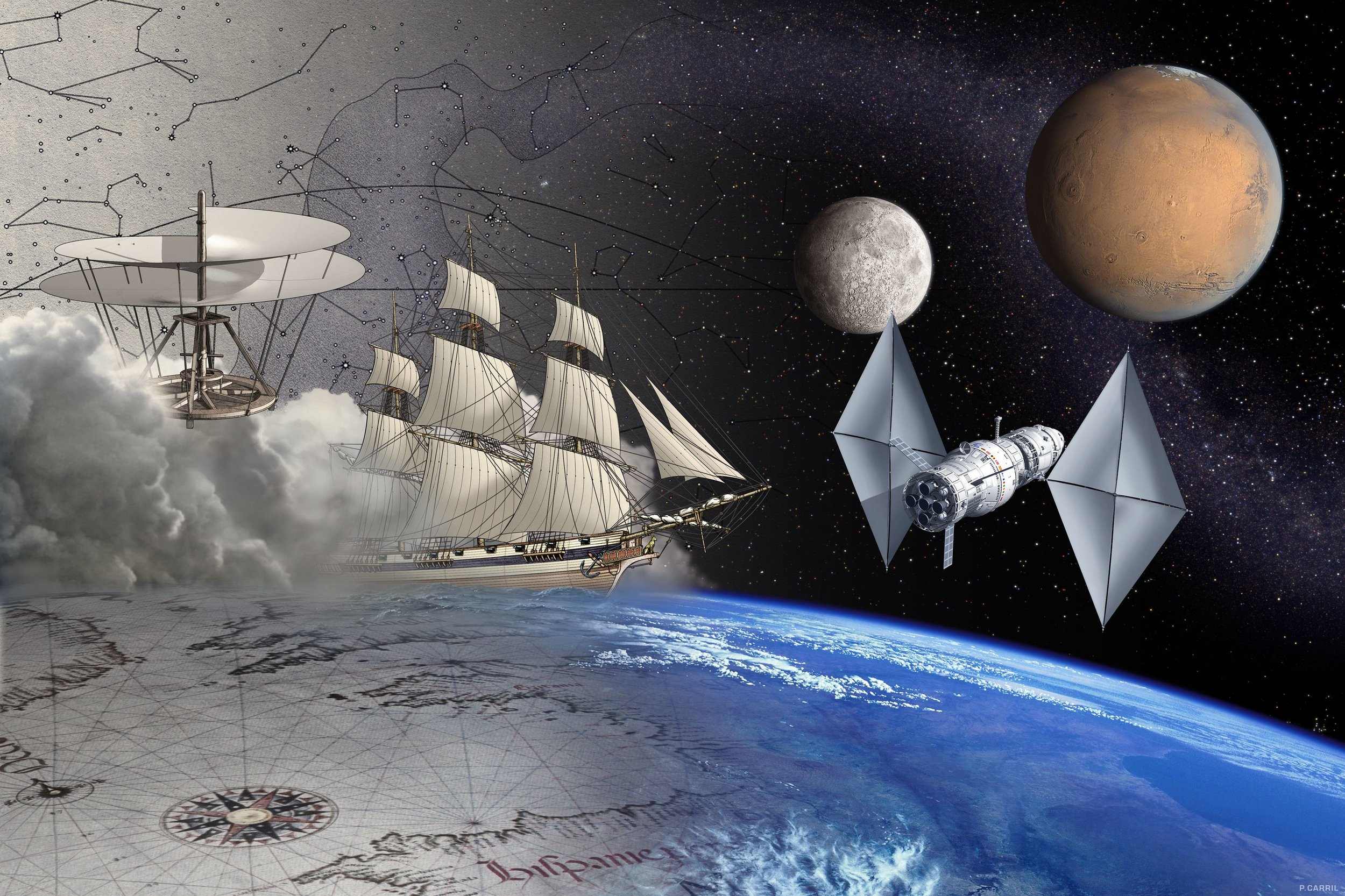 Space Travel & Colonization