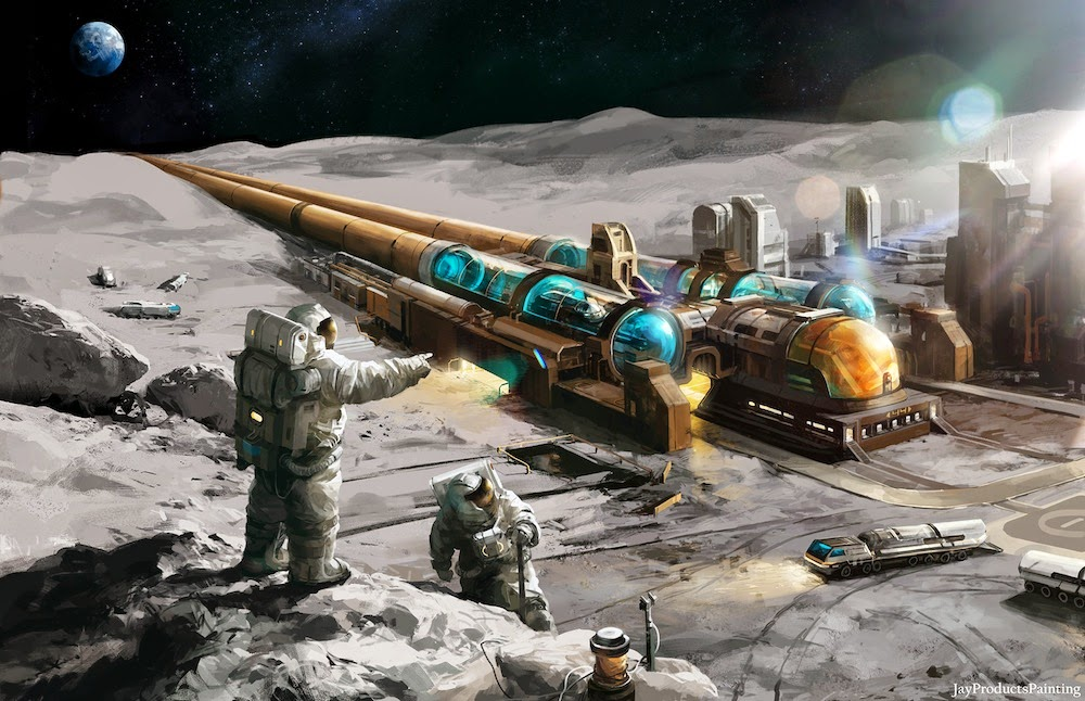 Orbital Rings and Planet Building: Prelude to Colonizing the