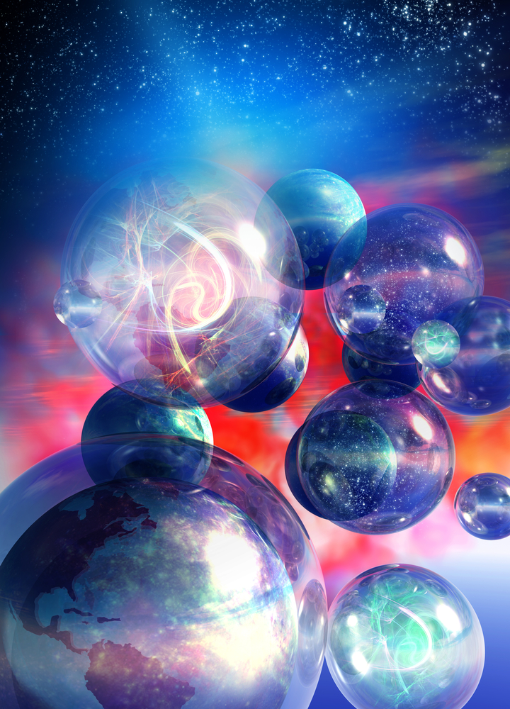 Our universe may be one of many, physicists say.  Credit: Shutterstock/Victor Habbick