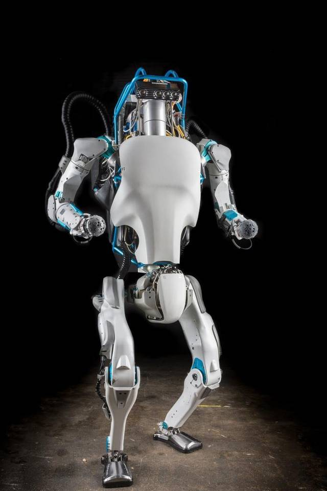Atlas  from  Boston Dynamics