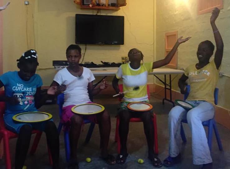 A Fi Ki Fò   Drum Circle