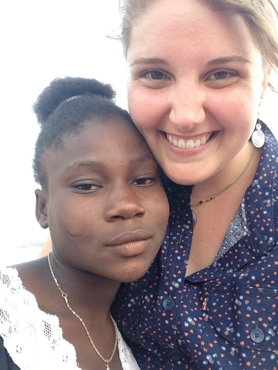 Kelsey Ullom (DC) & Jezula (Les Cayes)