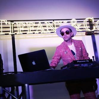 DJ Cassidy x Tiffany & Co.