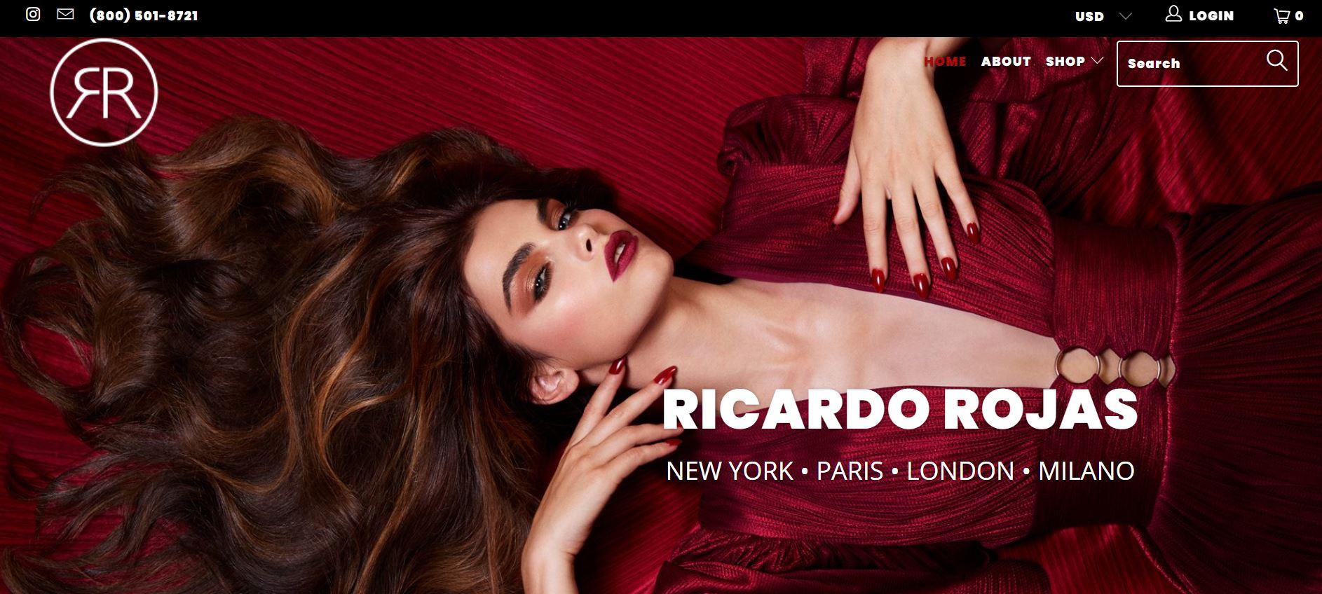 Ricardo Rojas Haircare