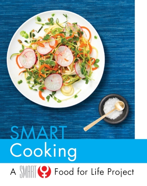 Can't join us for our cooking classes? We have you covered! You can purchase our SMART Cooking Cookbook on Blurb  here .  Available in paperback, PDF, and e-book versions!