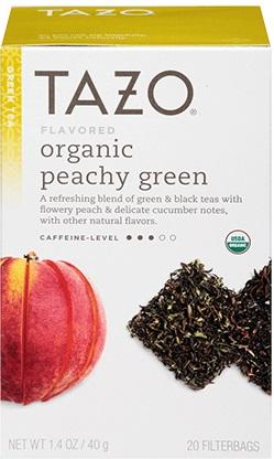 Organic Peachy Green