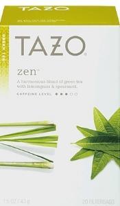 tazo zen office coffee portland or