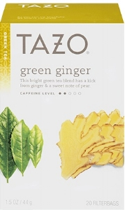 green ginger tazo office coffee portland or
