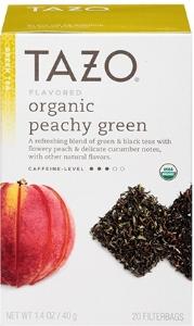 tazo green office coffee portland or