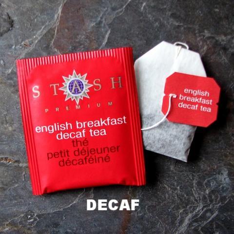 English Breakfast Decaf