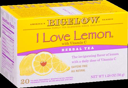I Love Lemon