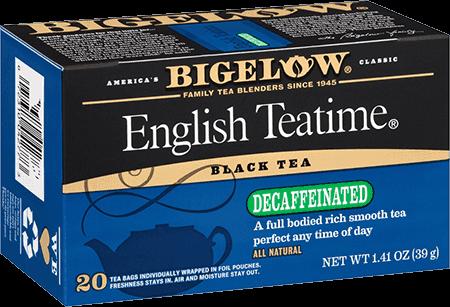 Decaf English Teatime