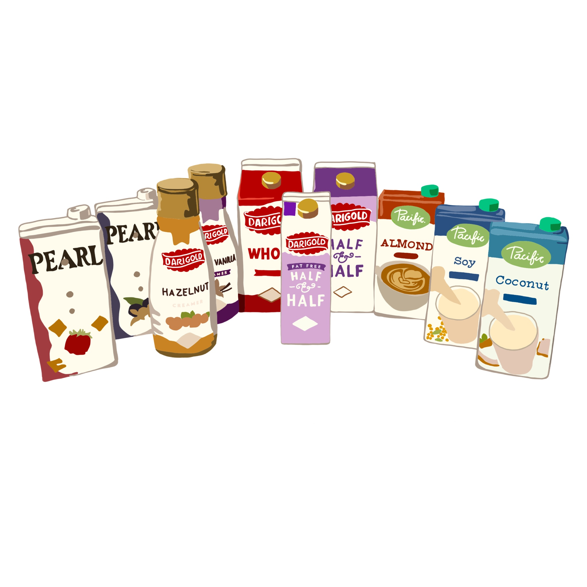 fresh dairy delivery portland or