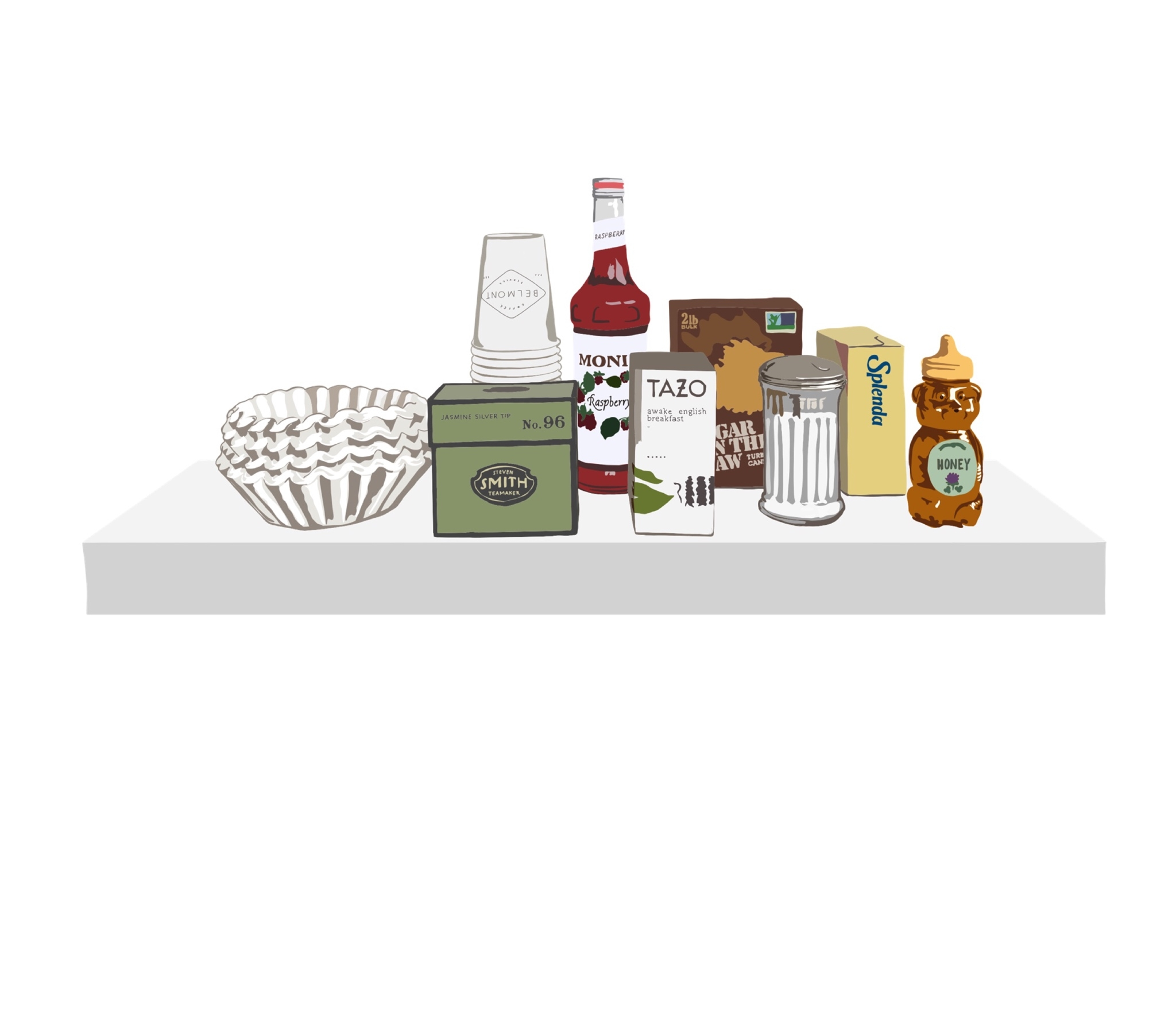 office coffee delivery