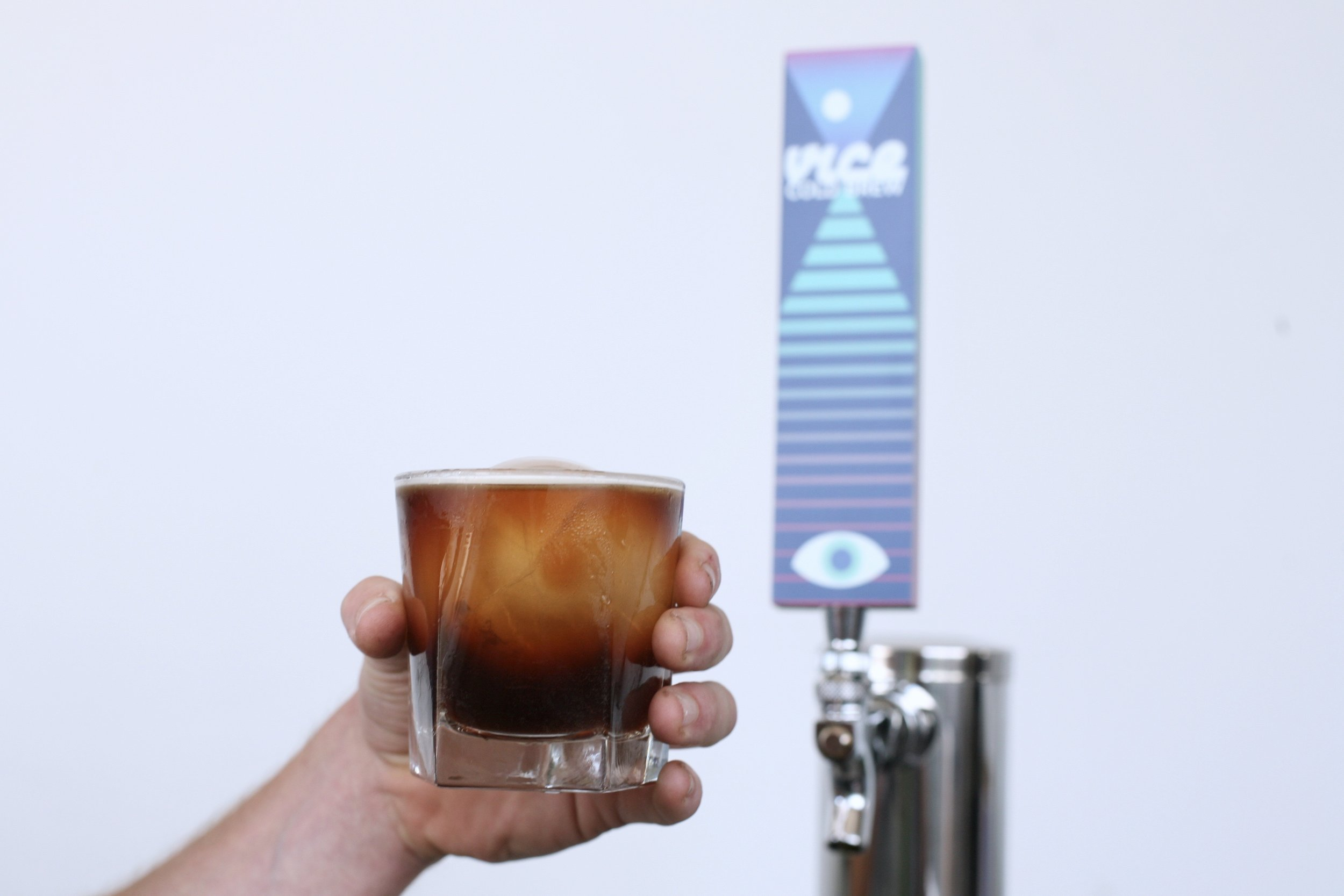 vice cold brew kegs delivery portland