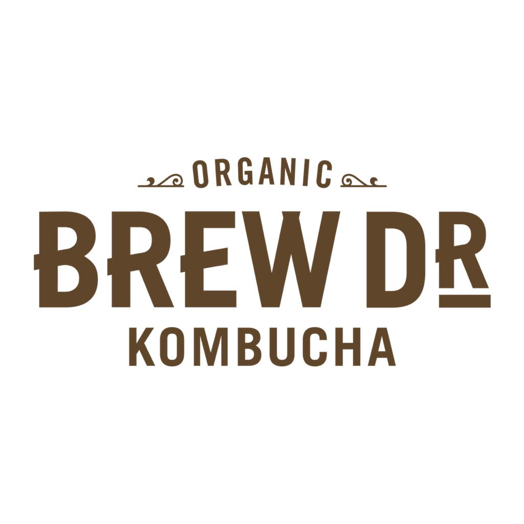 organic brew dr kombucha office service