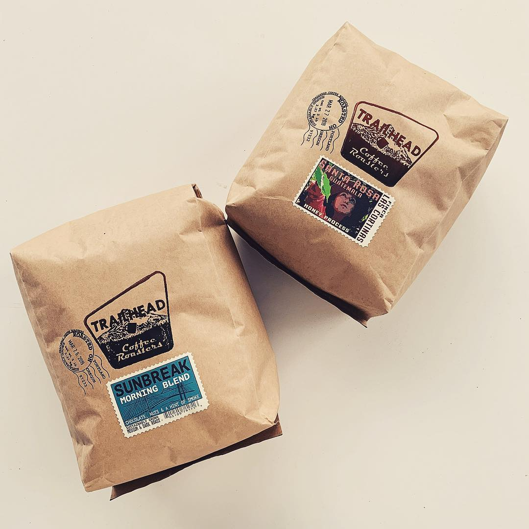 Trailhead Coffee Roasters office delivery