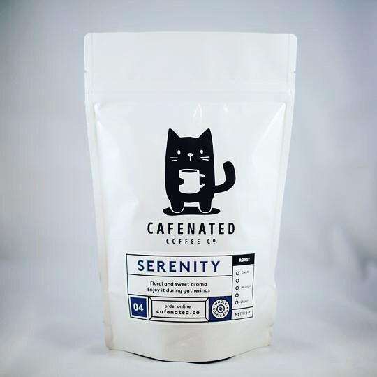 cafenated coffee roasters office delivery