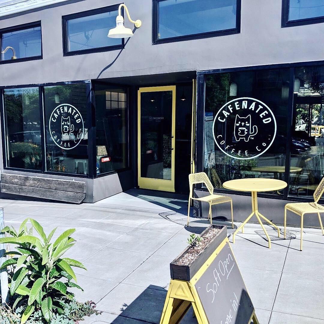 cafenated coffee company cafe