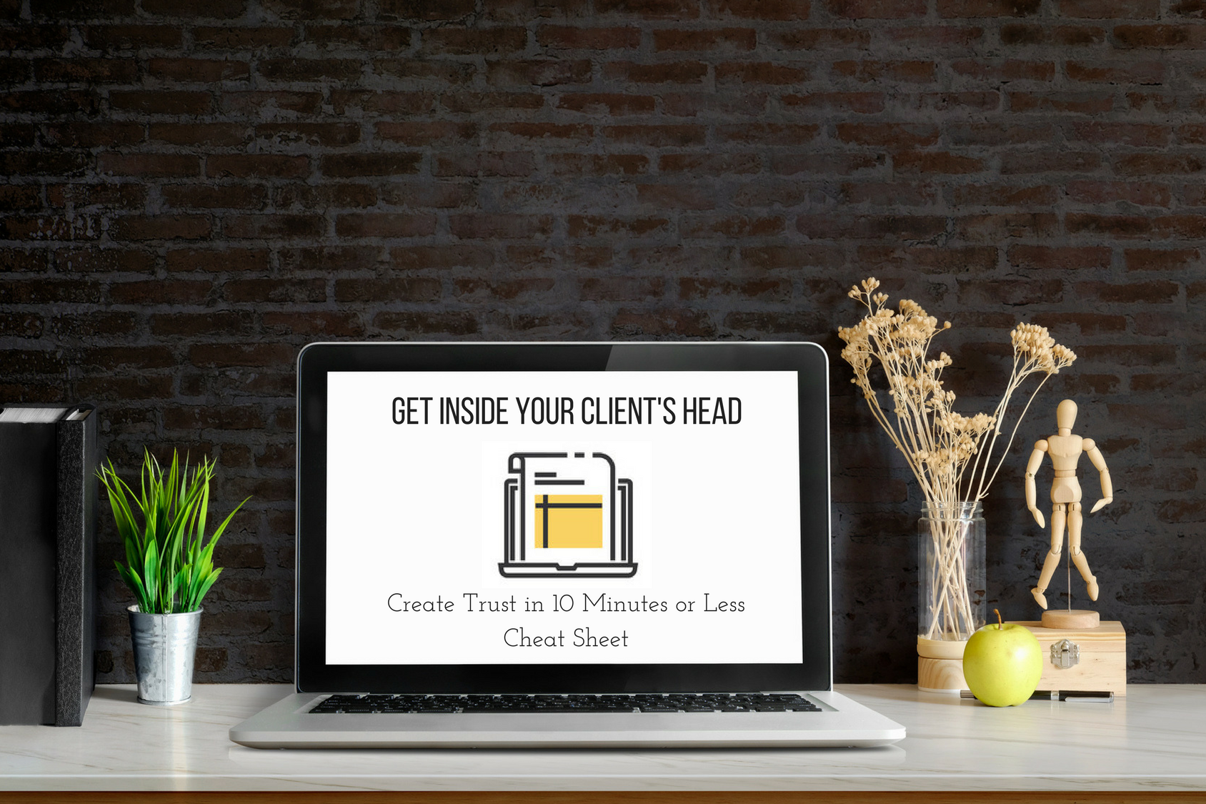 - click here to build trust with your client in 10 minutes or less