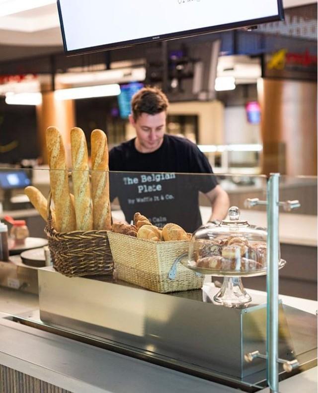 Let @waffleitandco be your go-to for breakfast and/or lunch! #DistrictKitchenJC  . . . . #waffles #brunch #breakfast #crepes #creperie #foodart #foodphotography #eeeeeats #foodporn #forkyeah #buzzfeedfood #buzzfeast #eaternyc #jerseycity #instagood #instafood #yummy #latergram #njeats #huffposttaste #beautifulcuisines #feedfeed #districtkitchenjc #JCEats #HarborsideJC 