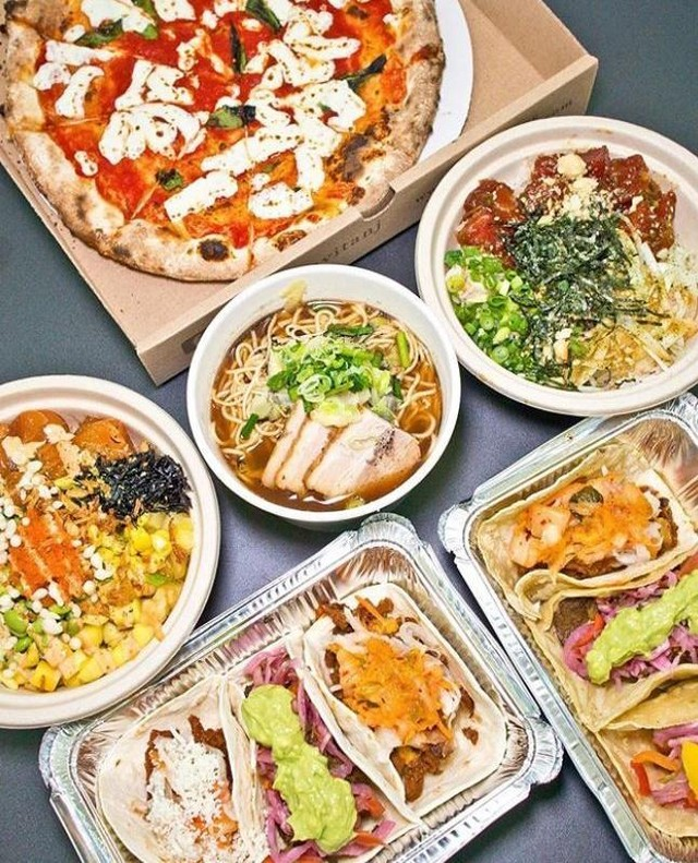 When you can't decide on what to eat so you just get it all. #DistrictKitchenJC (📷: @girleatsnyc) ⁣ .⁣ .⁣ .⁣ .⁣ .⁣ .⁣ .⁣ .⁣ .⁣ #goodeats #foodie #foodieproblems #foodhall #nyc #jerseycity #hoboken #manhattan #happyhour #waterfrontjerseycity #waterfrontjc #foodblogger #JCEats #eeeets #Instafood #Foodstagram #Foodhall ⁣