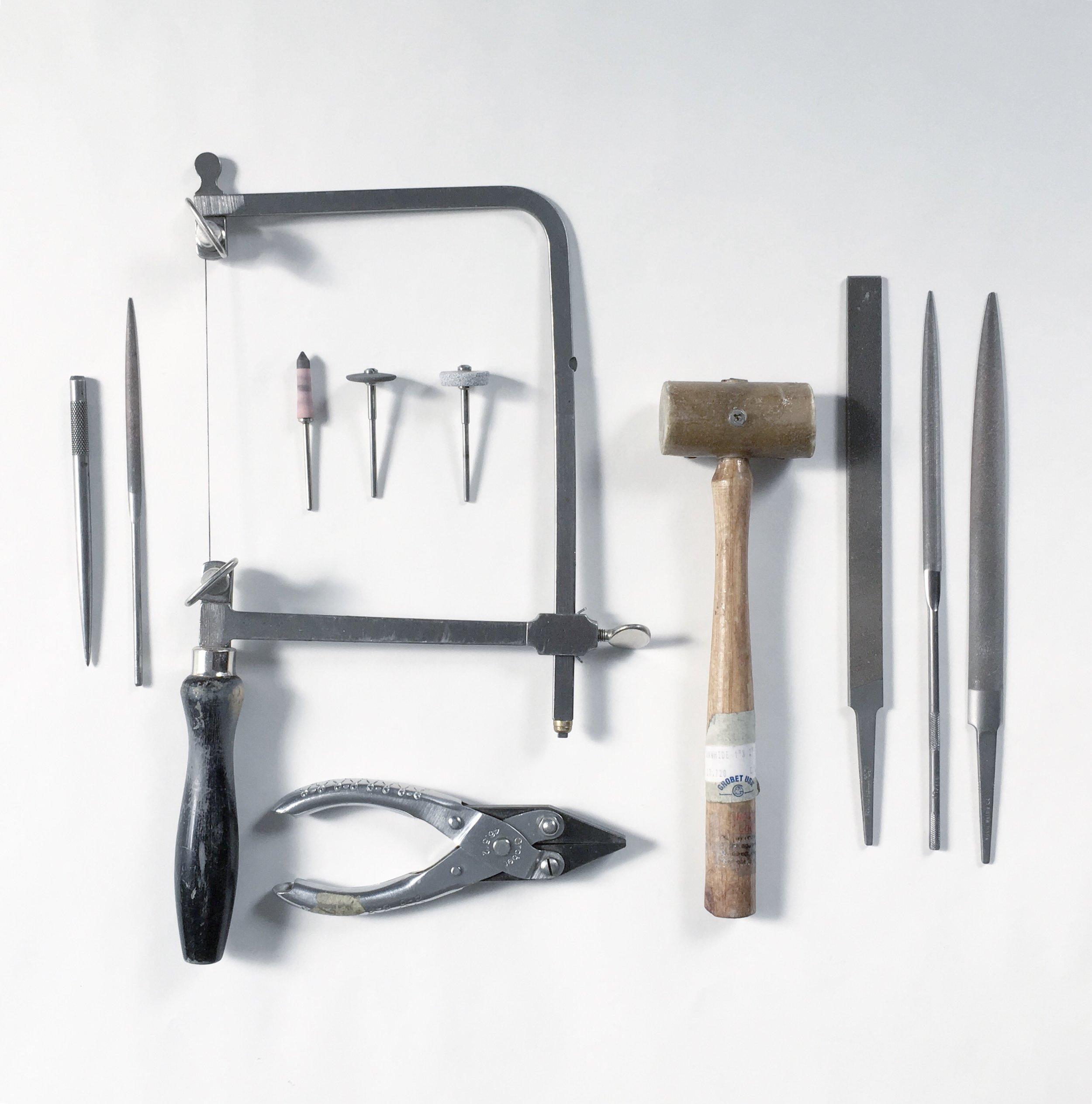 Jewellery tools