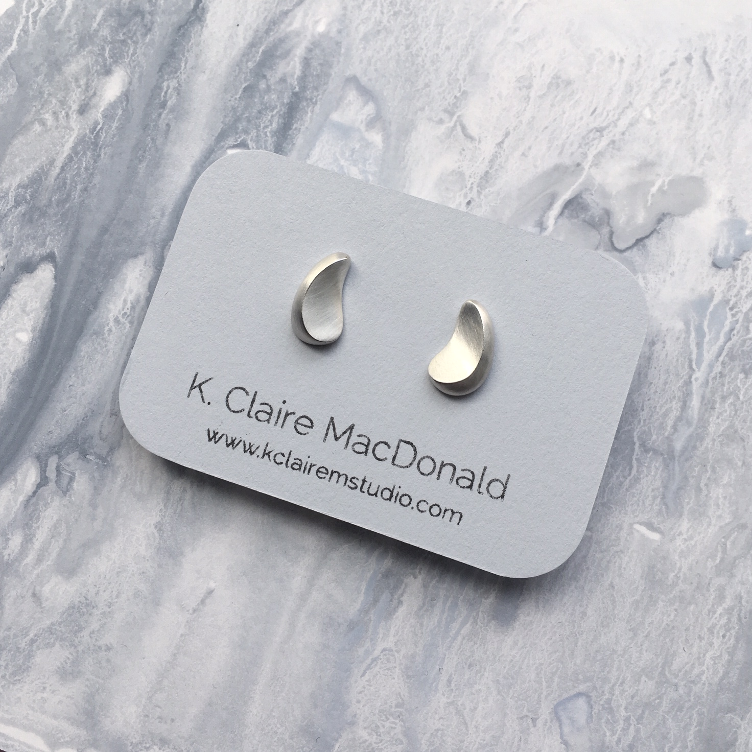 Teardrop Earrings  Shop here